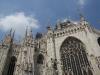 Mailand während eines 10-Tagetrips durch Italien