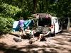 Urlaub in unserem VW TS Bulli