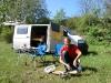 Wildnis an der polnischen Ostsee Mai 2012